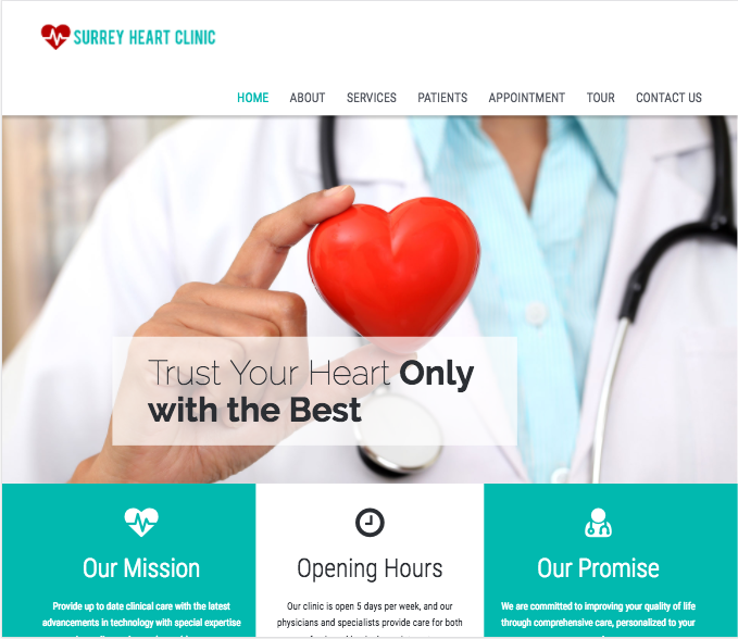 Surrey Heart Clinic